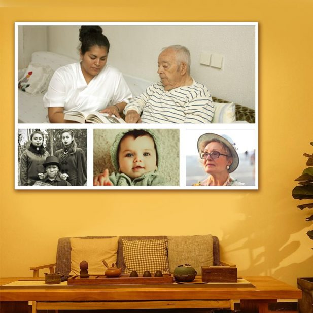 Personalized Photo Collage Canvas Design 3 3