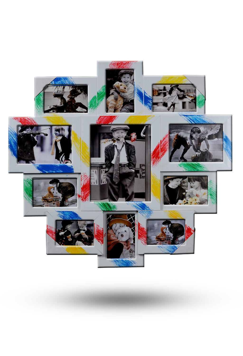 Collage Photo Frame 52