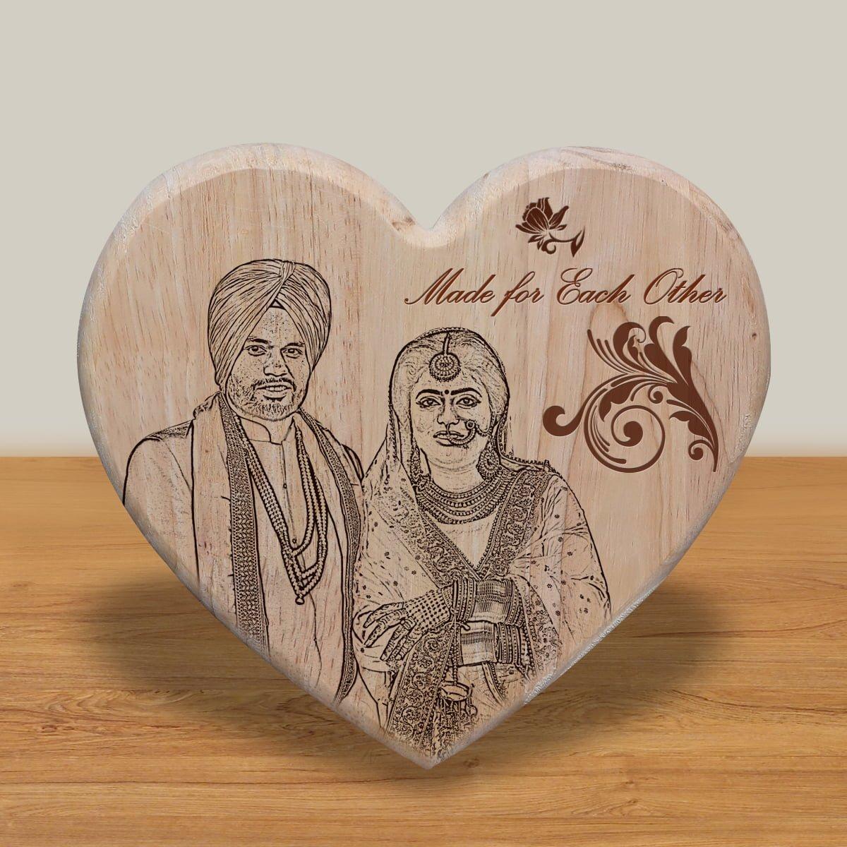 Wooden Engraving 16