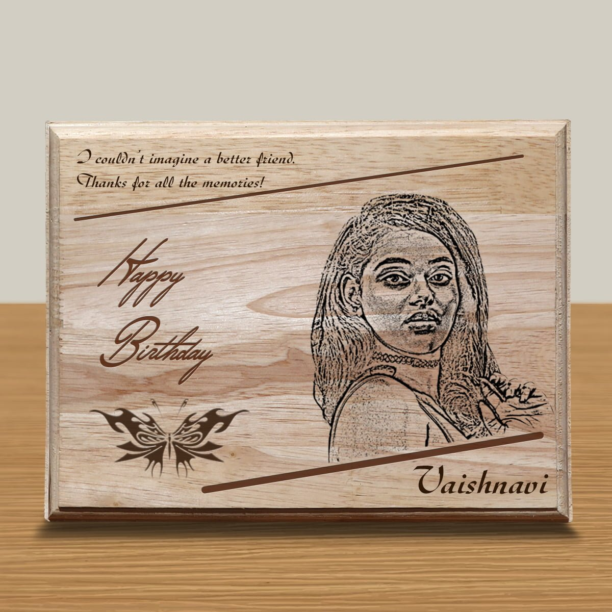Wooden Engraving 12