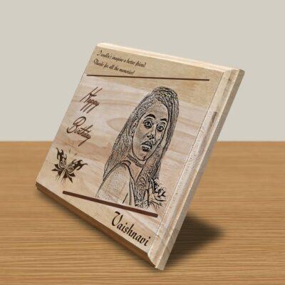 Wooden Engraving 11