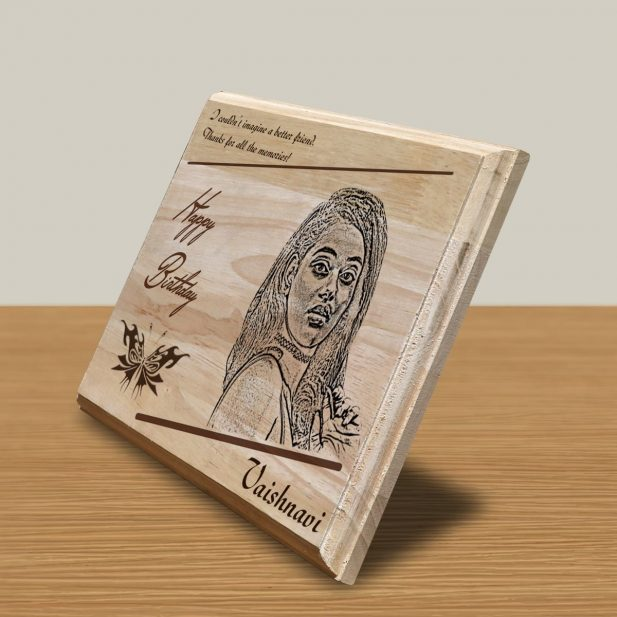 Wooden Engraving 13
