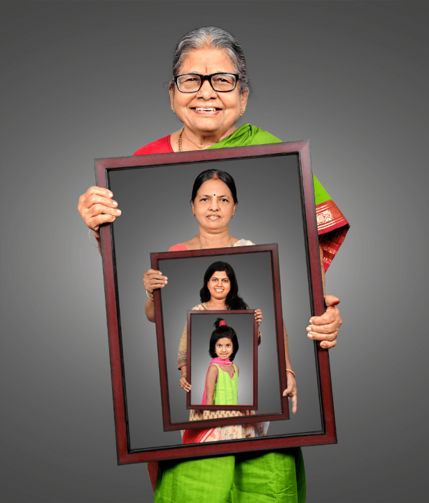 Personalized Photo Printing With Synthetic Frame 4