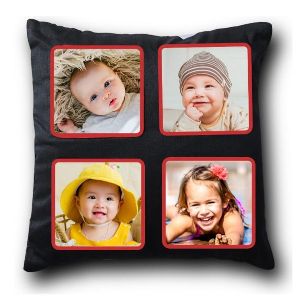 Personalized Collage Photo Pillow 5