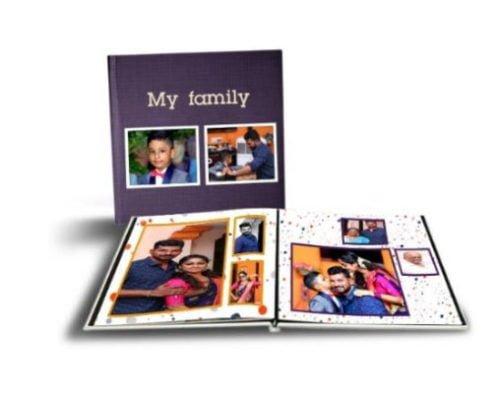 Personalized Professional Photo Album 2