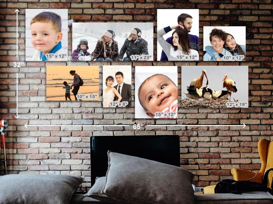 Canvas Wall Displays 14
