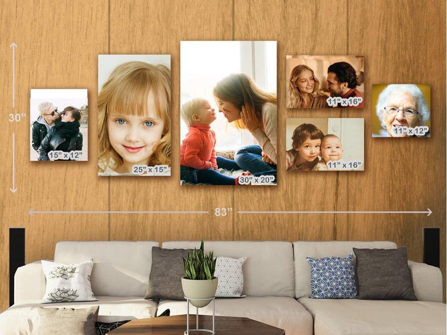 Canvas Wall Displays 15