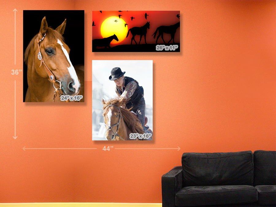 Canvas Wall Displays 5