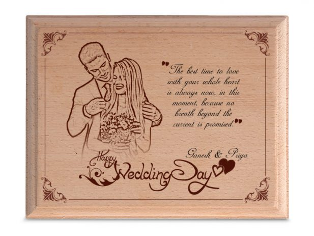 Personalized Wood Art Photo Design 2 2
