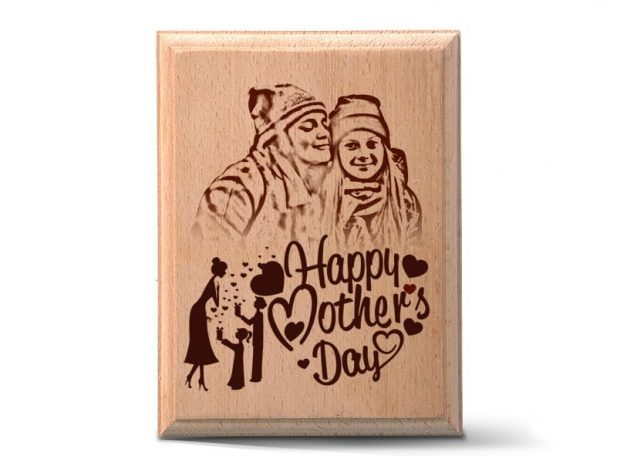 Personalized Wood Art Photo Design 4 4