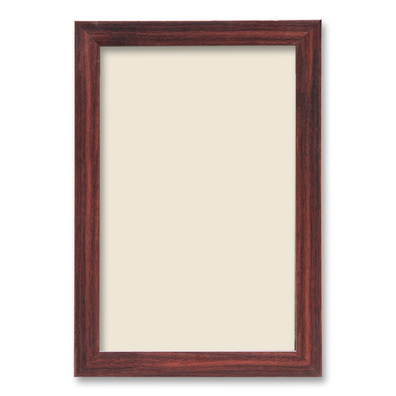 Personalized Brown Synthetic Photo Frame Design 11 2