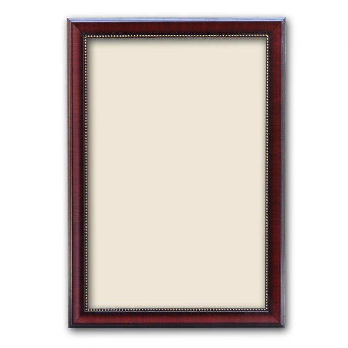 Personalized Brown Synthetic Photo Frame Design 12 2
