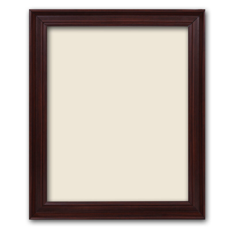 Personalized Brown Synthetic Photo Frame Design 5 2