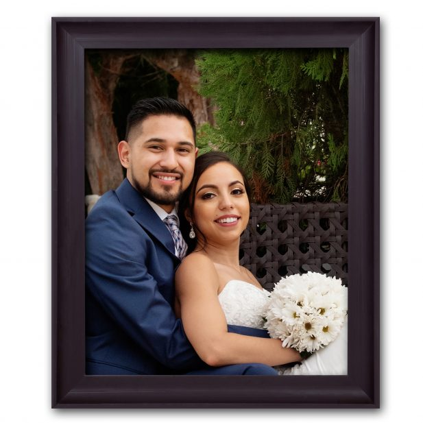 Personalized Black Synthetic Photo Frame Design 4 7