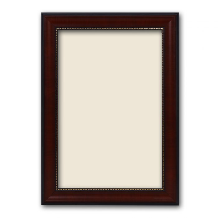 Personalized Candid Brown Synthetic Photo Frame Design 7 2