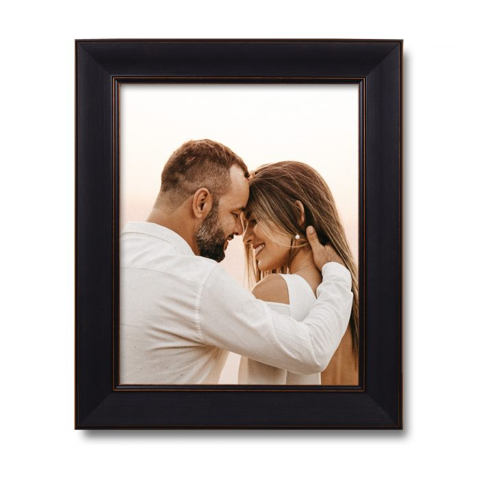 Personalized Black Synthetic Photo Frame Design 1 1
