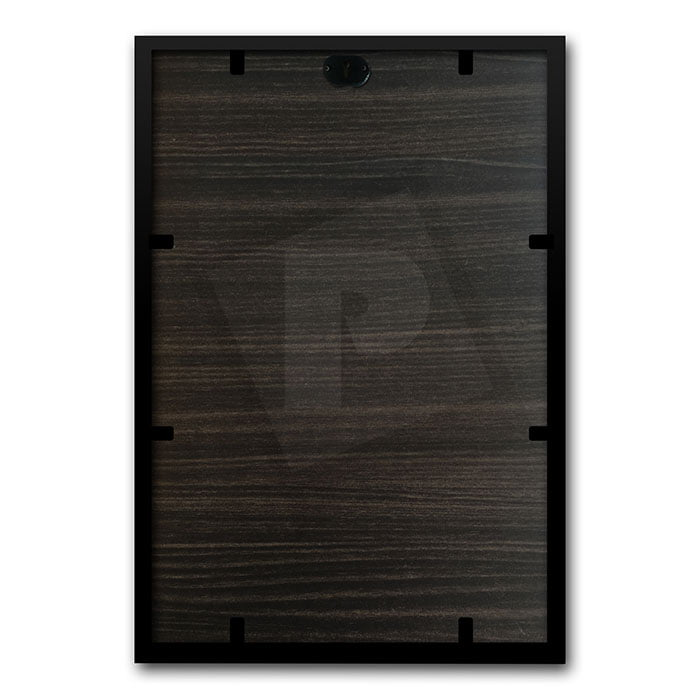 Personalized Brown Synthetic Photo Frame Design 12 5