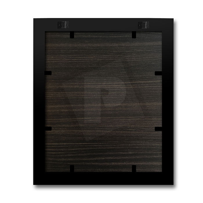 Personalized Black Synthetic Photo Frame Design 1 5