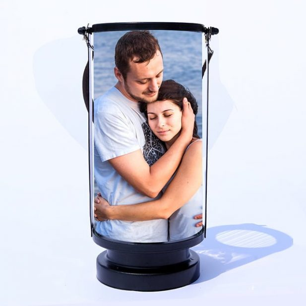Personalized Hurricane Photo Lamp 8