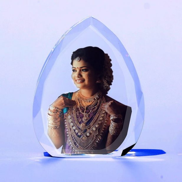 Personalized 3D Crystal 15