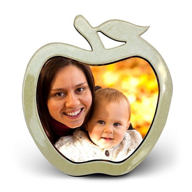 Personalized Photo Frame Apple 1
