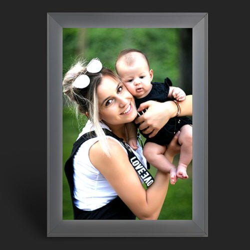 Personalized LED Photo Frame Design 2 2
