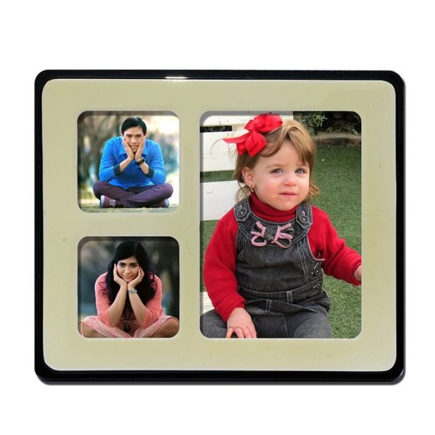 Personalized Square Collage Designer Photo Frame 6
