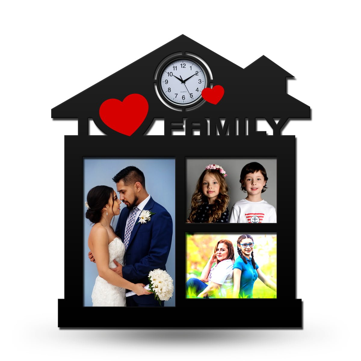 Collage Photo Frame 30