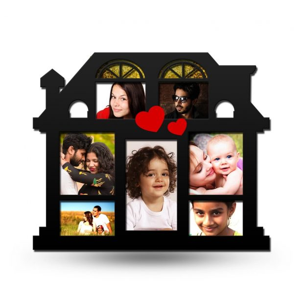 Personalized Home Collage Photo Frame 9