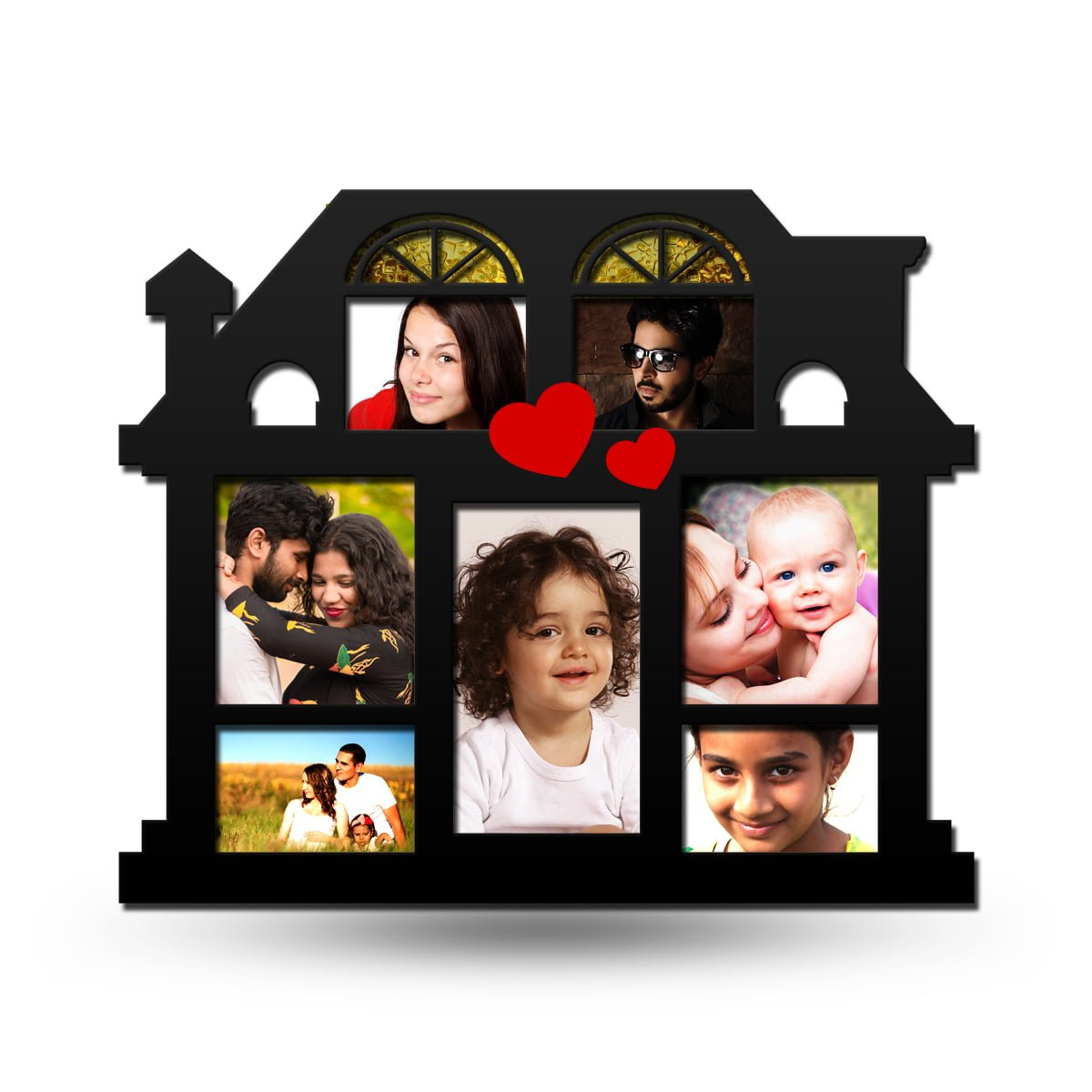 Collage Photo Frame 6