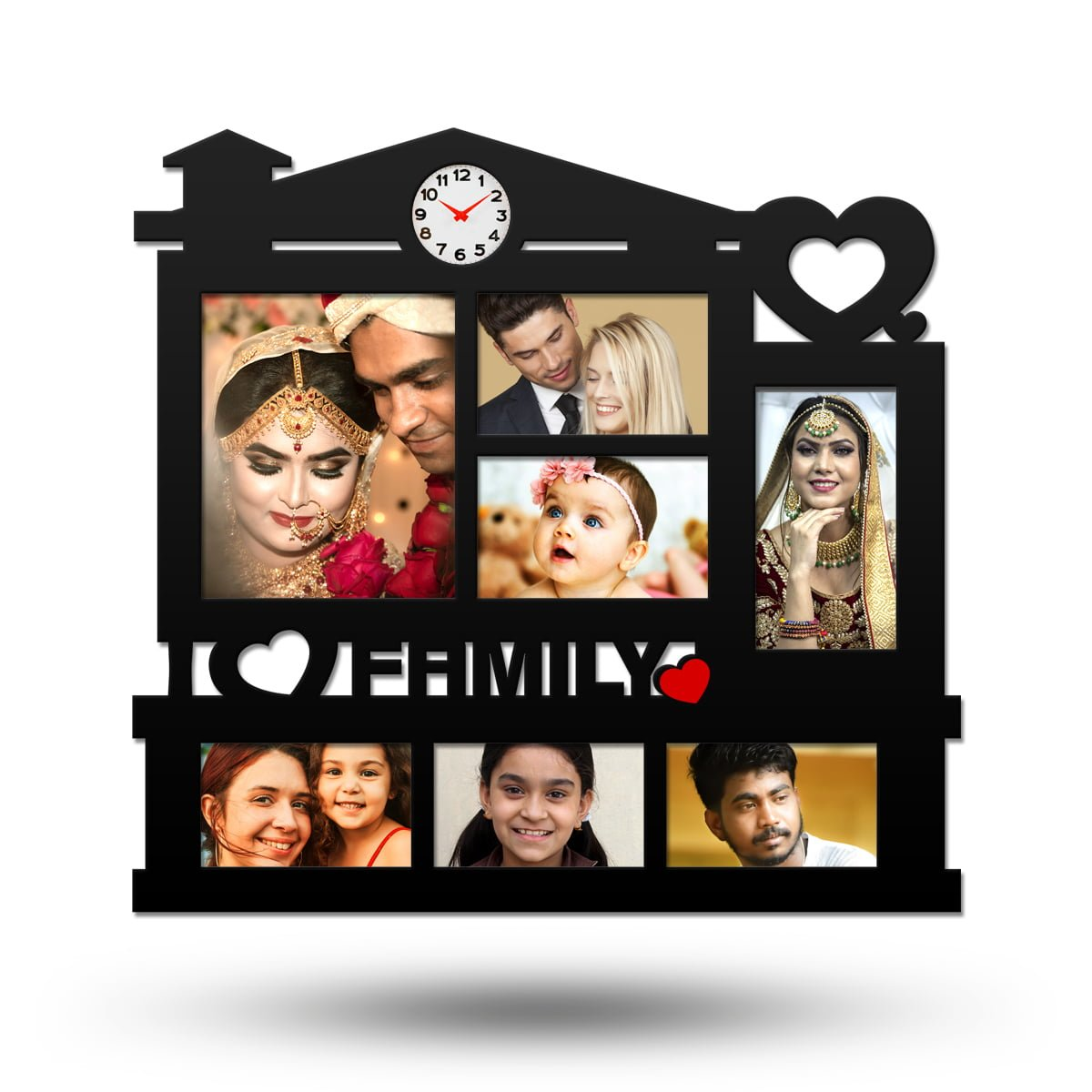 Collage Photo Frame 44