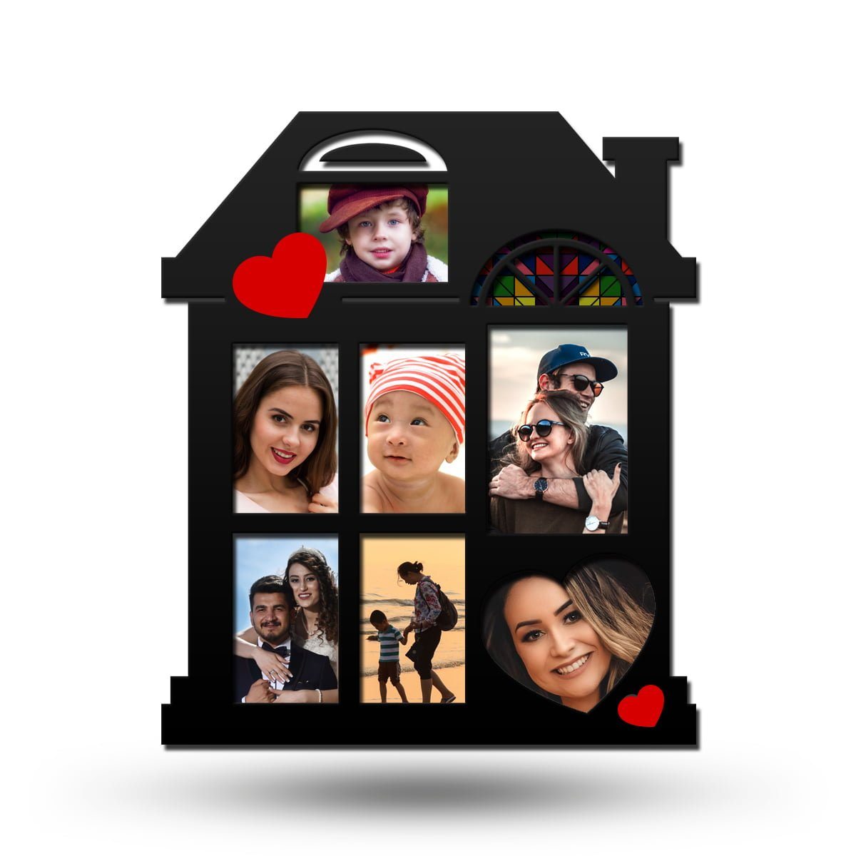 Collage Photo Frame 34