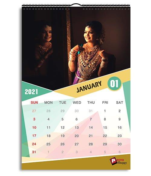 Wall Calendar 2021 Photoland
