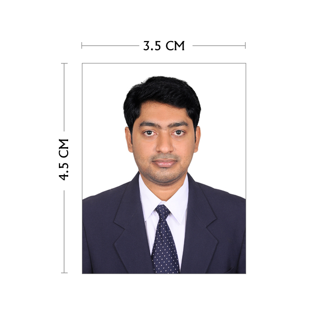 Personalized Passport / Visa / ESI Photo Printing 1