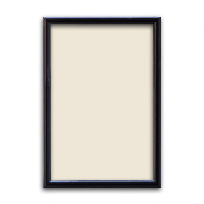 Personalized Plain Black Synthetic Photo Frame Design 23 2