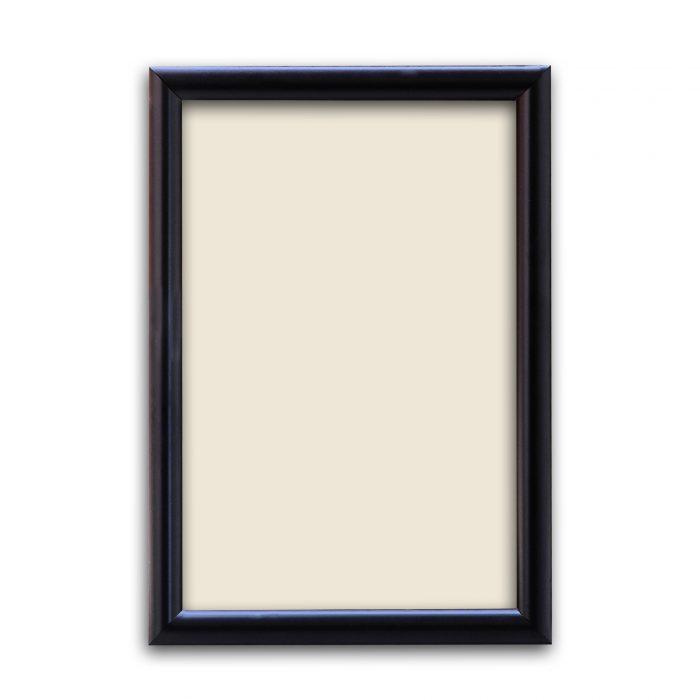 Personalized Plain Black Synthetic Photo Frame Design 22 2