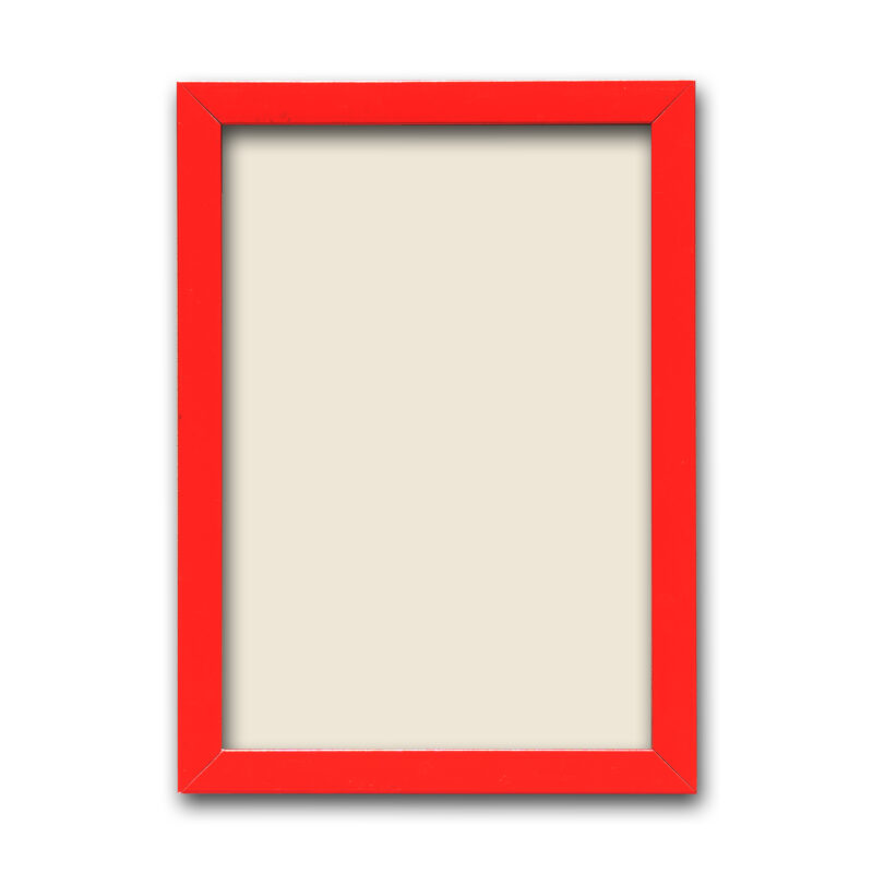 Personalized Red Synthetic Photo Frame Design 24 2