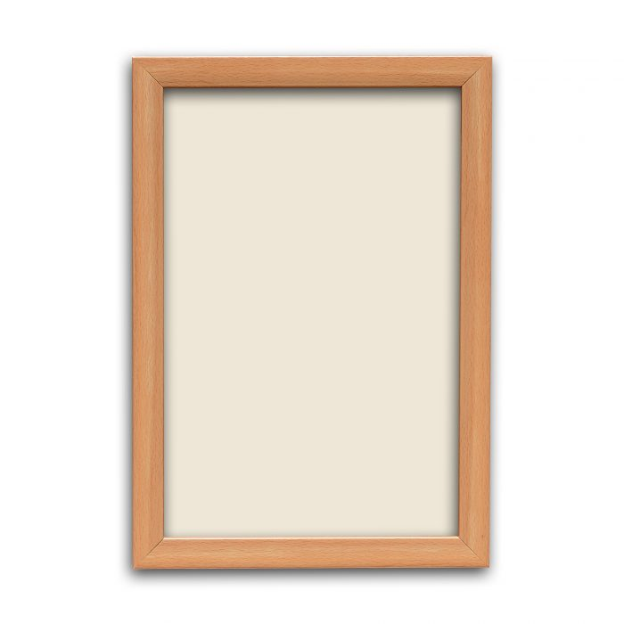 Personalized Light Brown Synthetic Photo Frame Design 26 2
