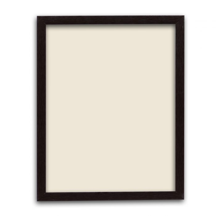 Personalized Dark Brown Synthetic Photo Frame Design 32 2