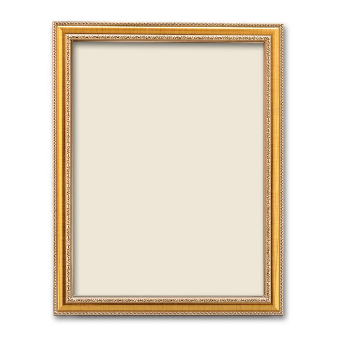Personalized Golden Synthetic Photo Frame Design 19 2