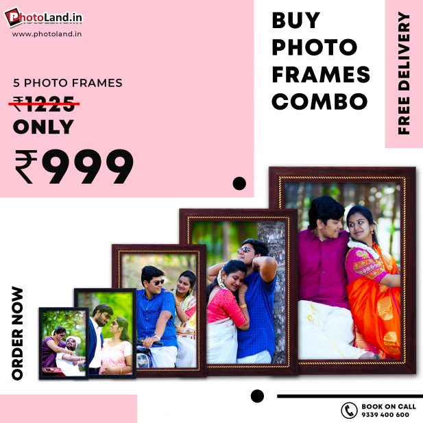 Photo frame Combo Pack of 5 1
