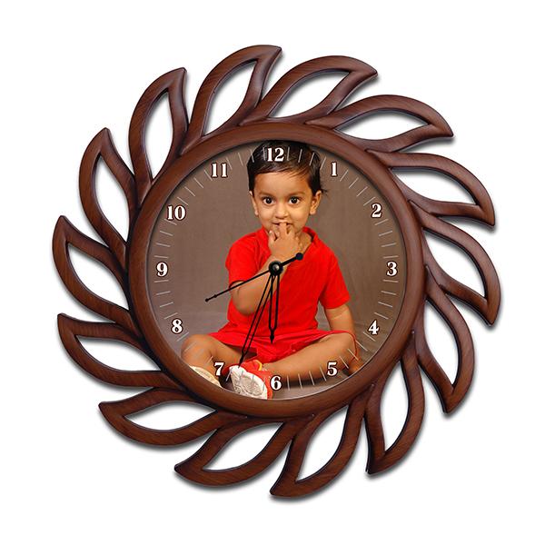 Photo Wall Clock 17