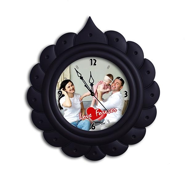 Photo Wall Clock 2