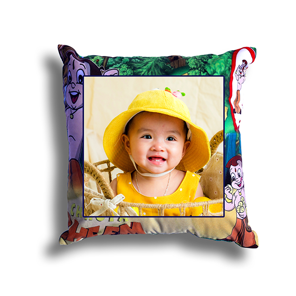 Personalized Photo Pillow-Cartoon-1 6